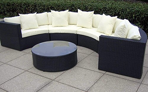 li il baidani rattan garten lounge garnitur skylounge. Black Bedroom Furniture Sets. Home Design Ideas