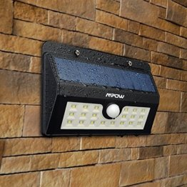 Mpow LED Solarleuchten
