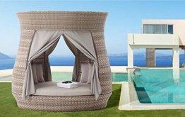 Liegeinsel Mahon Lounge White Pepper Duo 24 - 2