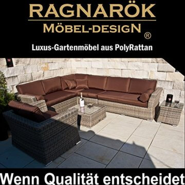PolyRattan Lounge DEUTSCHE MARKE   EIGNENE PRODUKTION    8 Jahre GARANTIE  Auf UV Beständig
