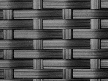 XXL Sonnenliege aus Poly Rattan, Liege bis 160 kg belastbar, Modell 2017 Toscana für gewerblichen Einsatz geeignet, inkl. 7 cm dicker Auflage und Kopfkissen, stabile durchgängige Edelstahlsteckachse, Rückenlehne 5-fach verstellbar (ganz flach), große stabile 25 cm Räder, Aluminiumrahmen / Edelstahlschrauben / Polyrattan, Liegestuhl Geflecht aus Poly Rattan, über 10.000 mal seit 2014 verkauft, (Farbe Silber) - 4