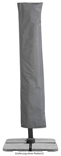 Schneider Rhodos Grande Sonnenschirm, rechteckig, sand, 400x300cm  - 6