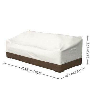 Amazon Basics Abdeckung für 3-Sitzer-Sofamodell Griffen - 8