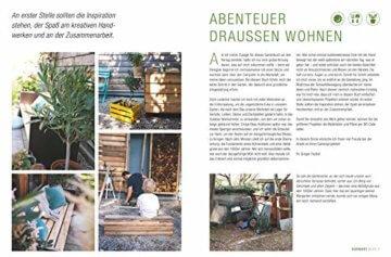 Gartenmöbel zum Selberbauen: Draußen wohnen, kochen, leben - 2