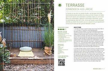 Gartenmöbel zum Selberbauen: Draußen wohnen, kochen, leben - 3