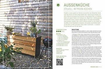 Gartenmöbel zum Selberbauen: Draußen wohnen, kochen, leben - 4