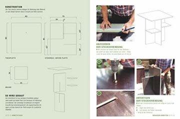 Gartenmöbel zum Selberbauen: Draußen wohnen, kochen, leben - 5