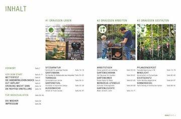 Gartenmöbel zum Selberbauen: Draußen wohnen, kochen, leben - 6